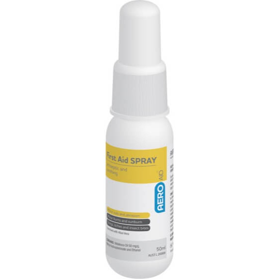Antiseptic Liquid Spray 50ml