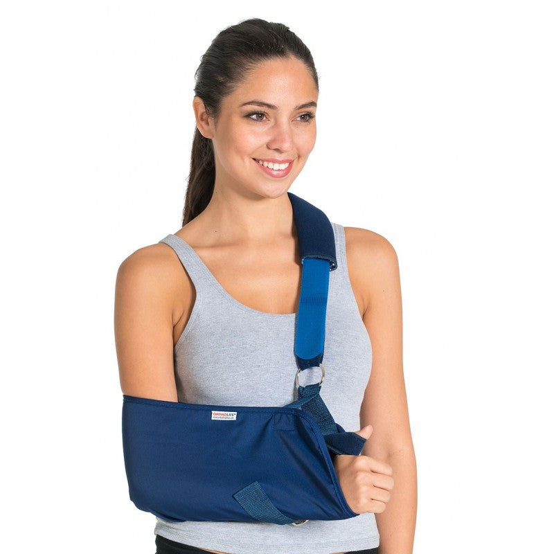Shoulder Sling - Blue