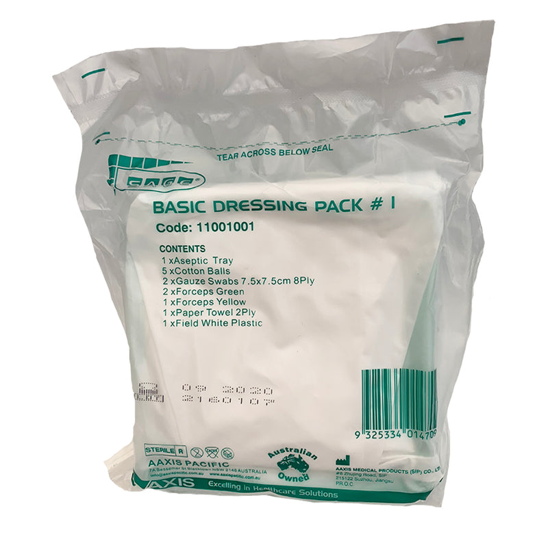 Medium First Aid kit with Ice Bag