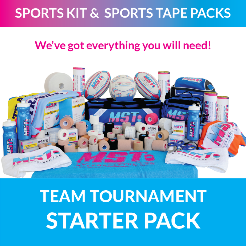 MST my sports tape team tournament starter pack