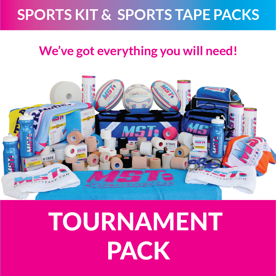 MST my sports tape tournament pack
