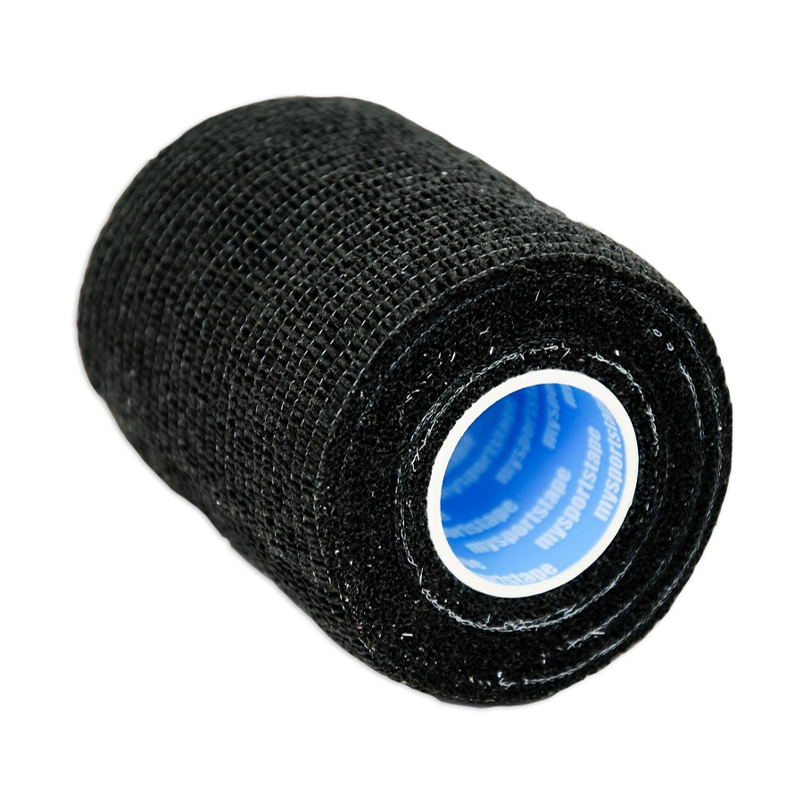 75mm MST Light Overwrap Tape - Black