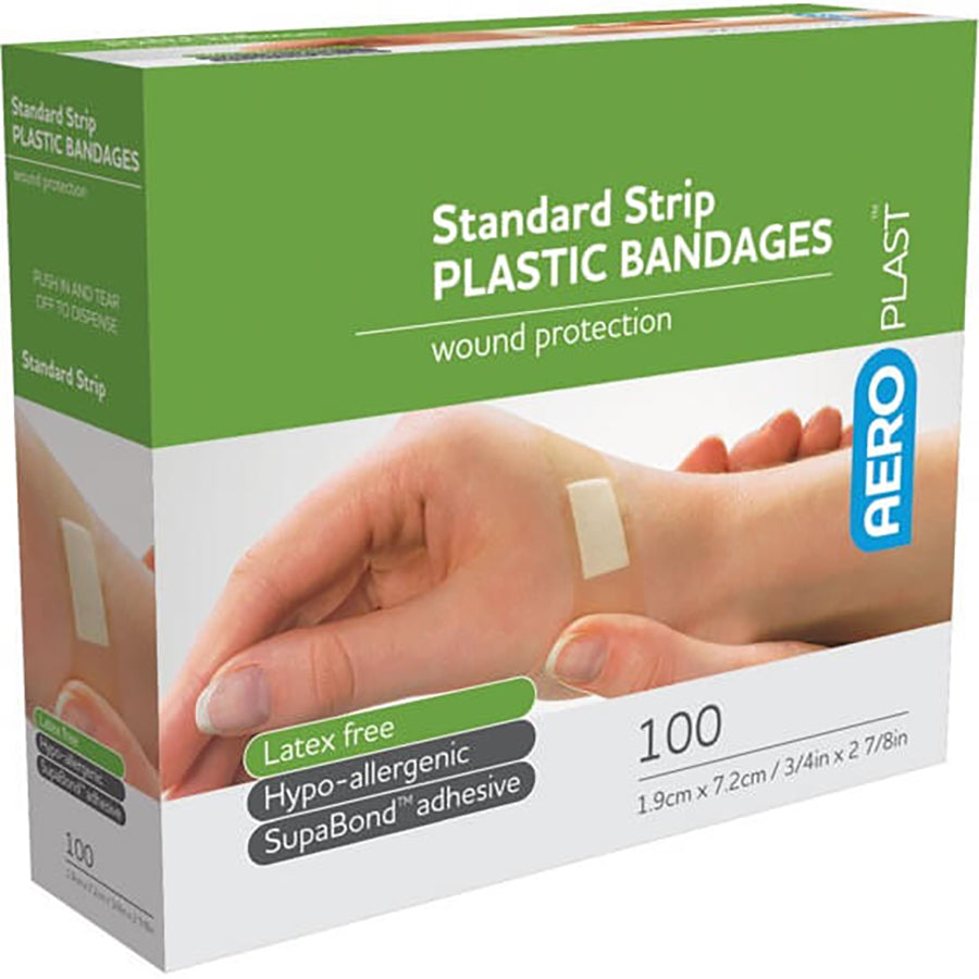 Plastic Strips (Band Aids)