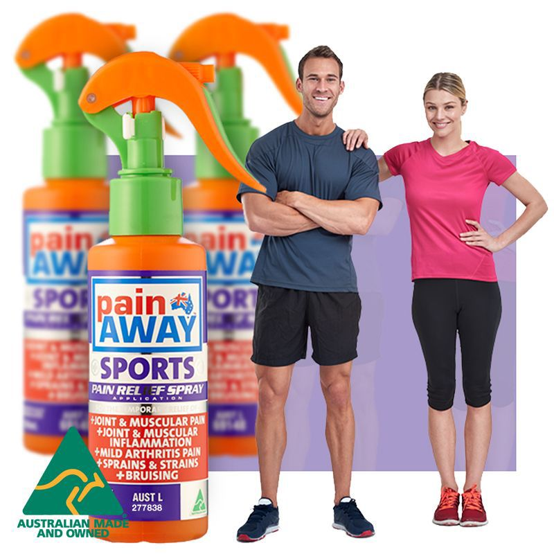 Pain Away - Sports