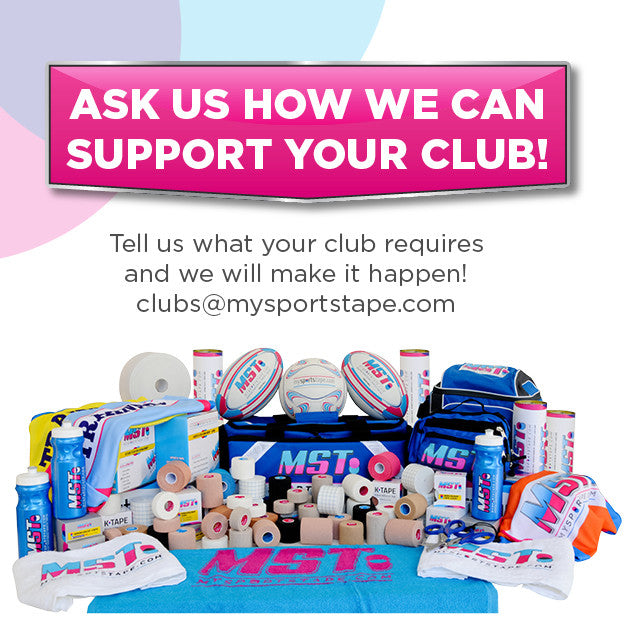 ASK US HOW WE CAN SUPPORT YOUR CLUB!