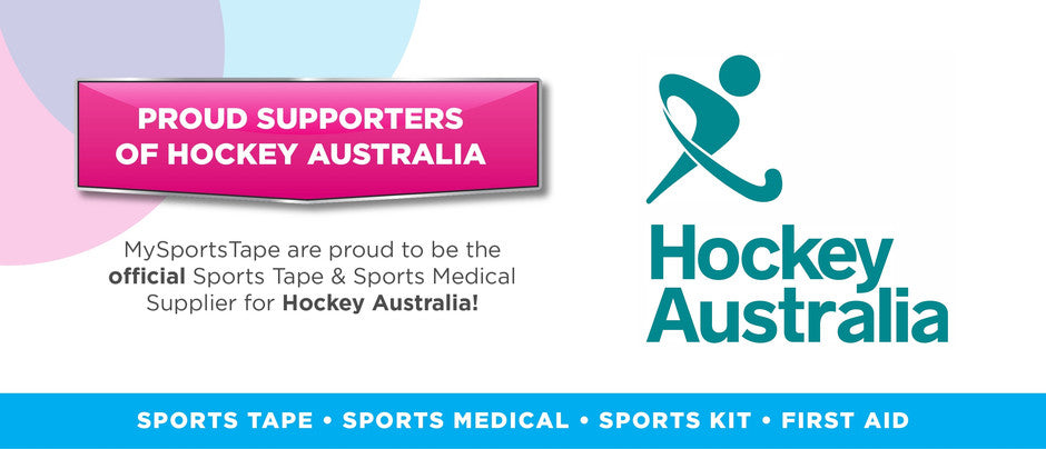 EXCLUSIVE SUPPLIER TO HOCKEY AUSTRALIA