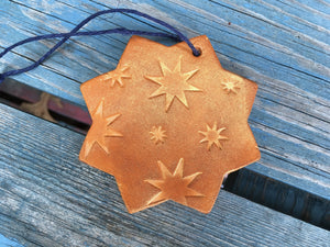 San Pedro star ornament