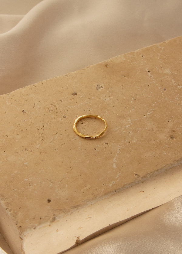 Aurori Gold Everyday Ring - AURORI