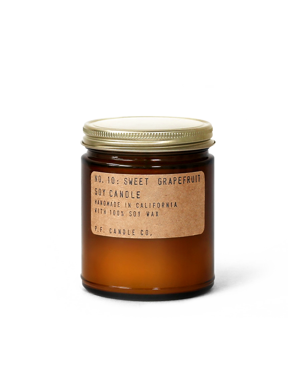 P.F. Candle Co. - Sweet Grapefruit - 7.2 oz Standard Soy Candle