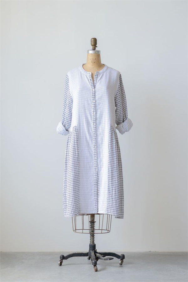 Double Cloth Mason Dress