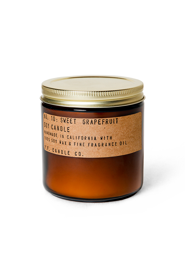 P.F. Candle Co. - Sweet Grapefruit - 12.5oz Large Soy Candle