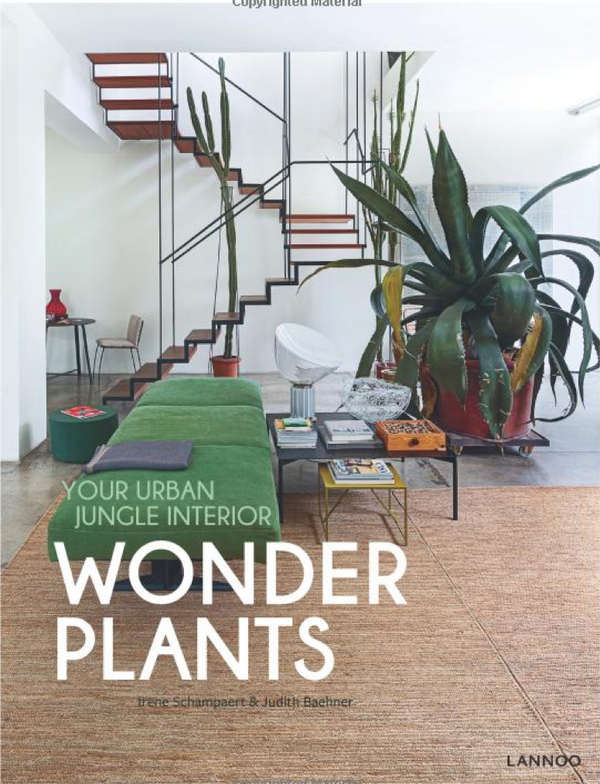 Book: Wonder Plants: - Your Urban Jungle Interior