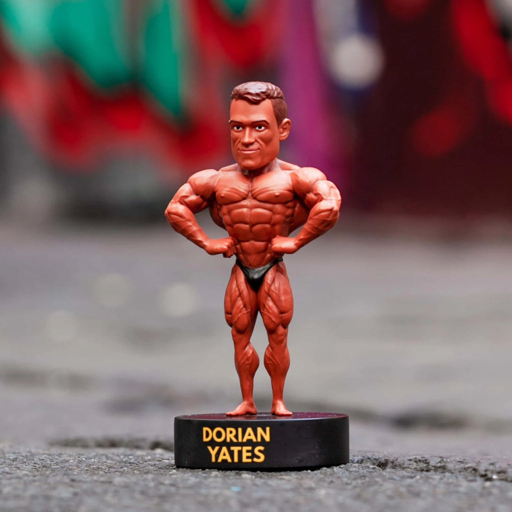 SOLD OUT - Dorian Yates - Front Lat Spread