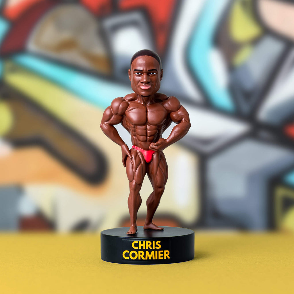 Chris Cormier - Most Muscular