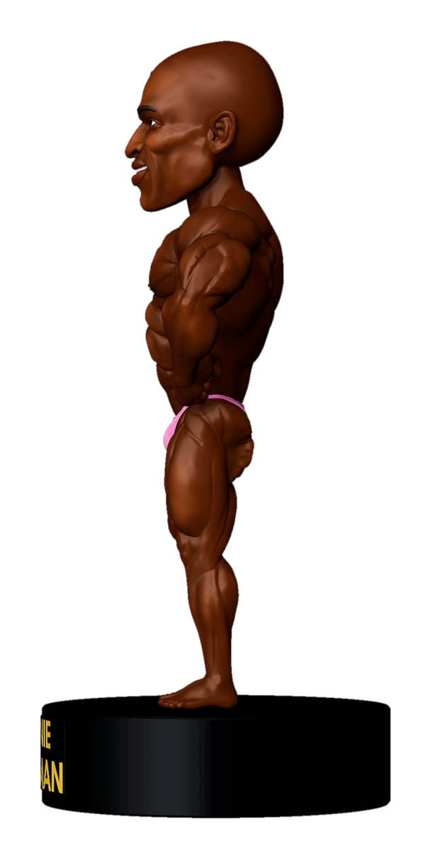 SOLD OUT - PRE-ORDER: Ronnie Coleman - Front Lat Spread