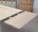 Example of a dining table extension