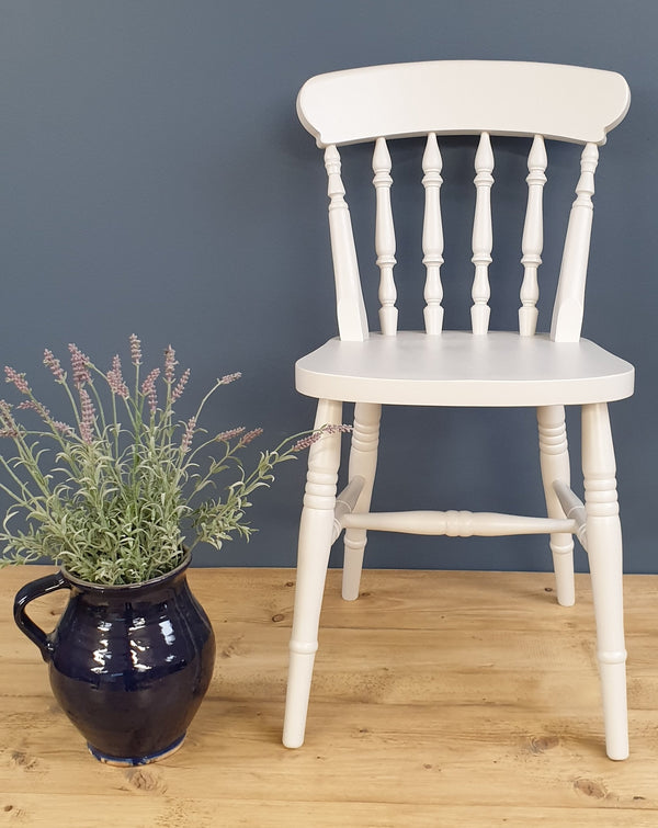 farmhouse Spindle chairs