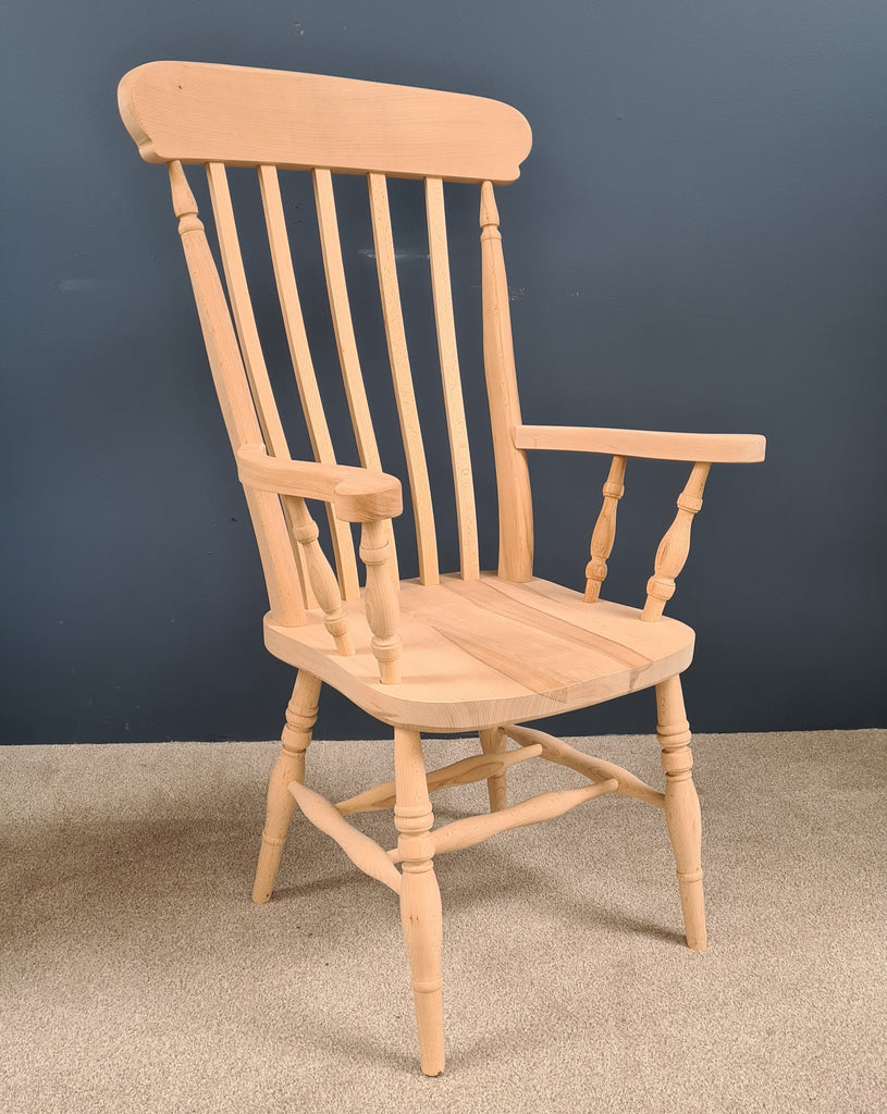 farmhouse Grandfather Chair