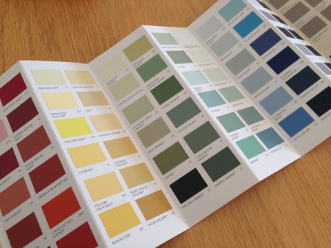 Farrow & Ball Colours - Country Life Furniture - Quality Interiors