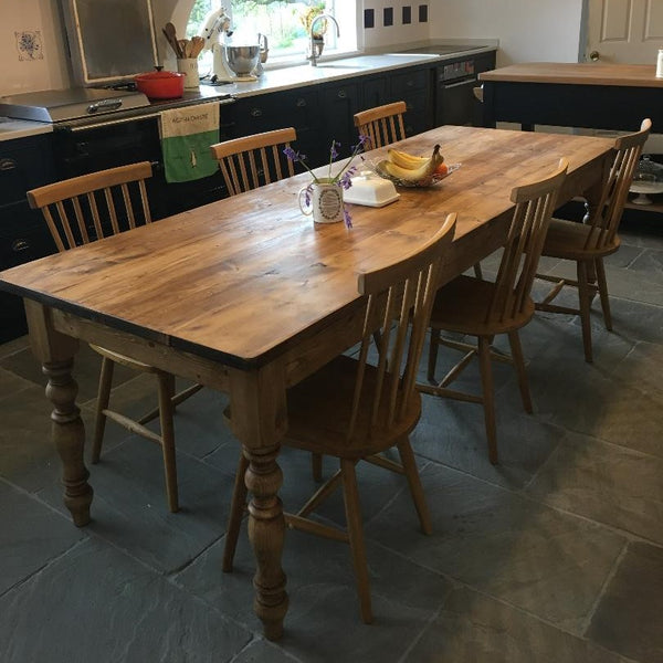 Farmhouse Dining Table Country Life Furniture Warwickshire Country Life Furniture Quality Interiors