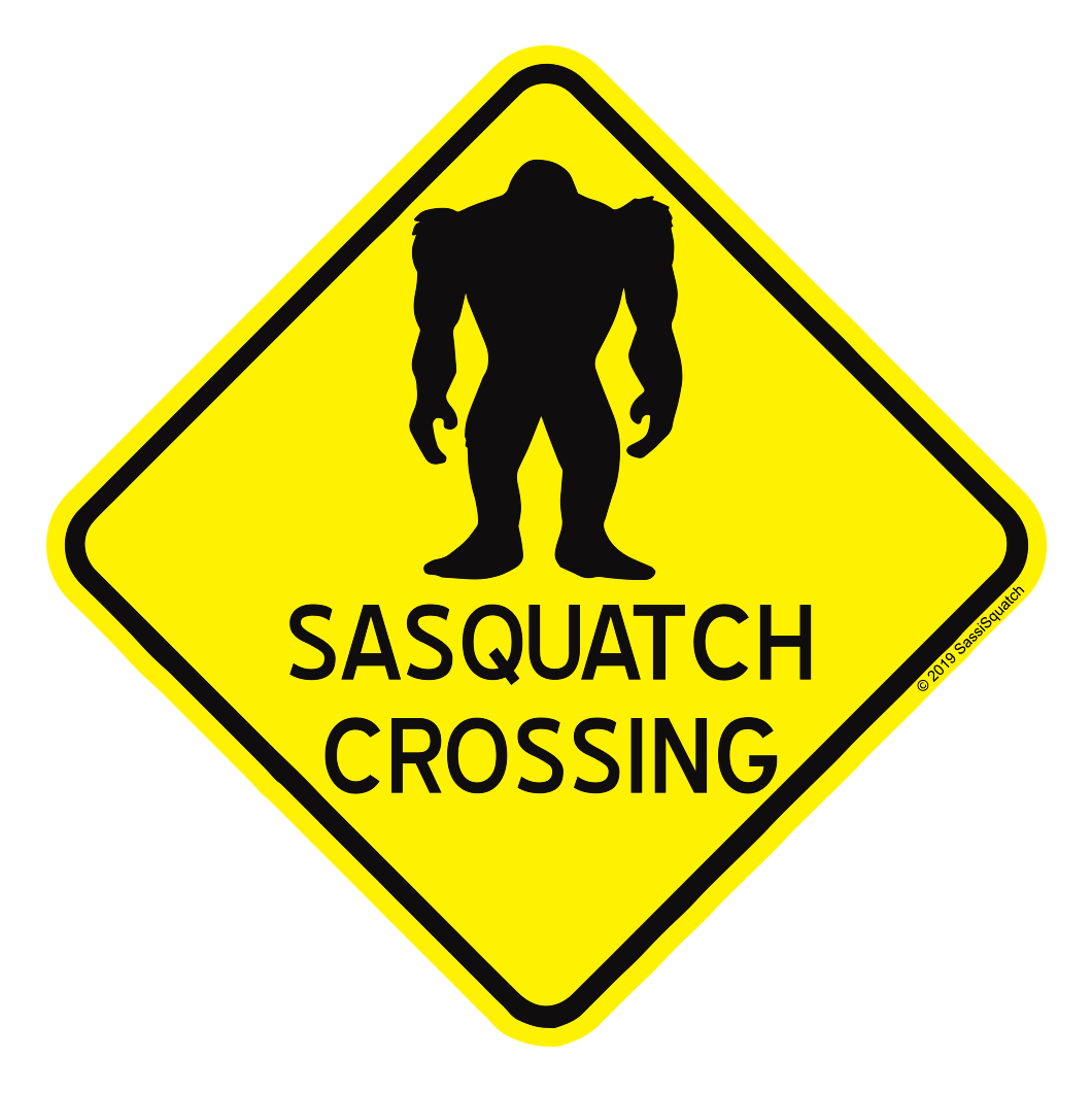 SQUATCH CROSSING (with type)