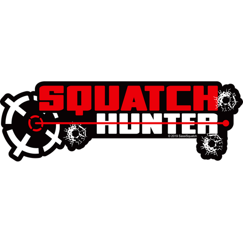 WHOLESALE 25pack -- SQUATCH HUNTER