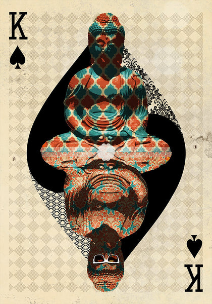 Amida Buddha: King of Spades