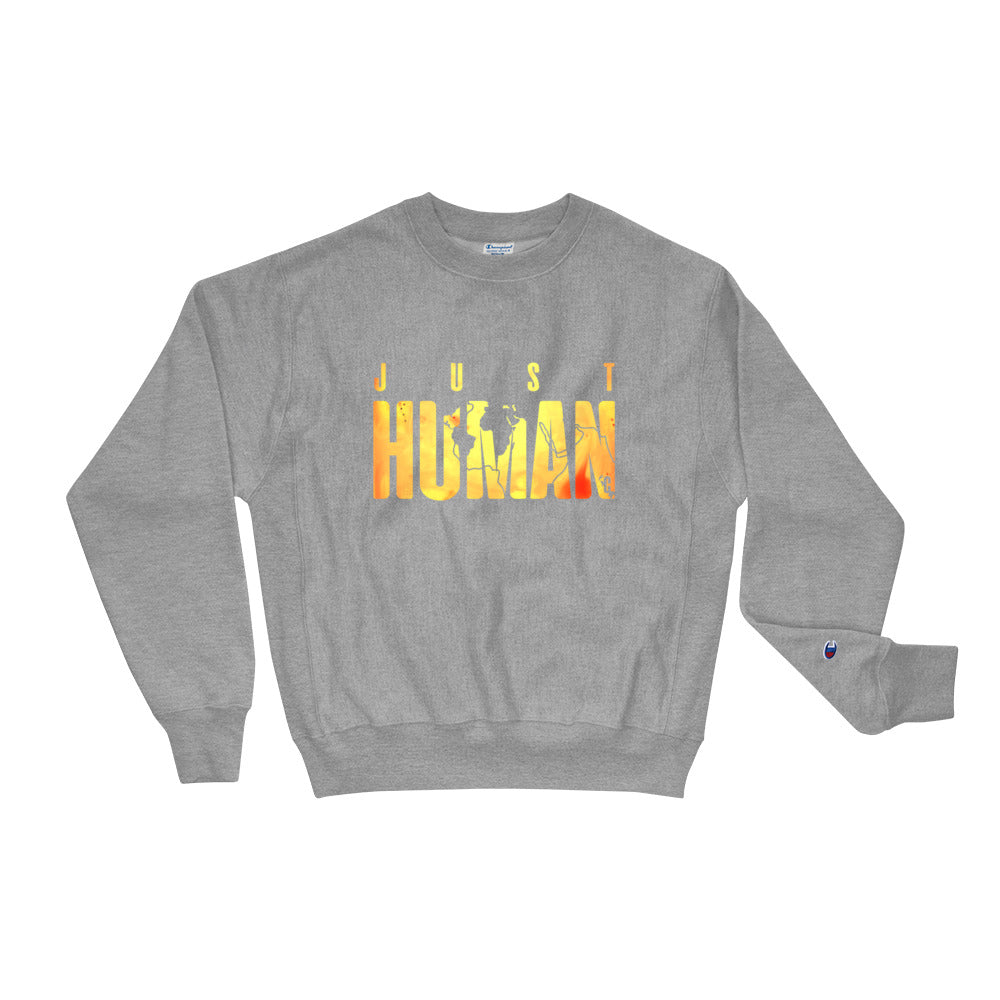 Men's JUST HUMAN Sunrise Champion Sweatshirt