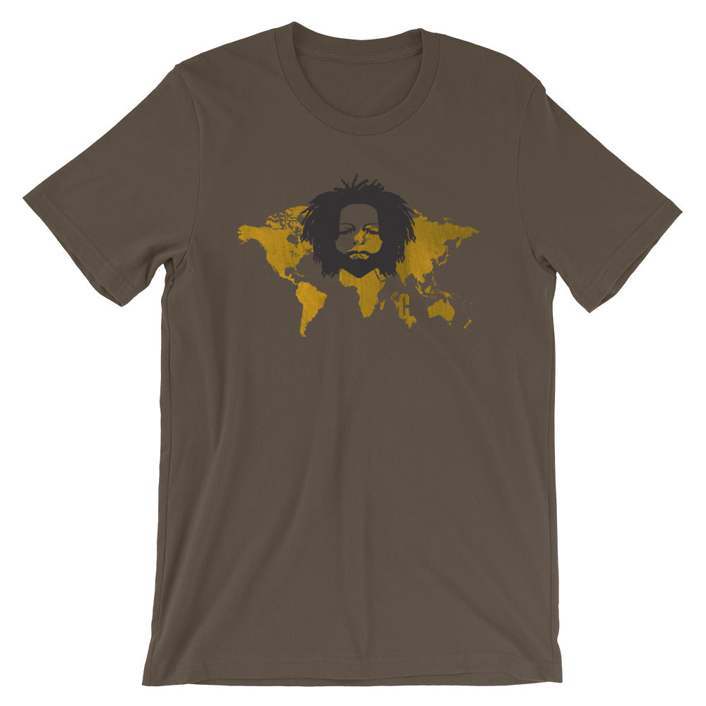 Men's Rasta Man Crew Neck