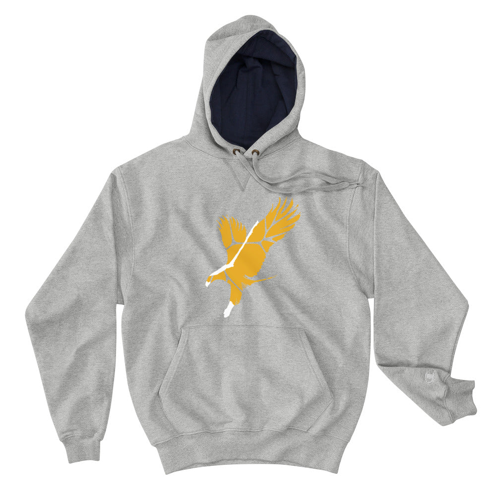 Men's Yellow Birds & The Ecosystem Champion Hoodie
