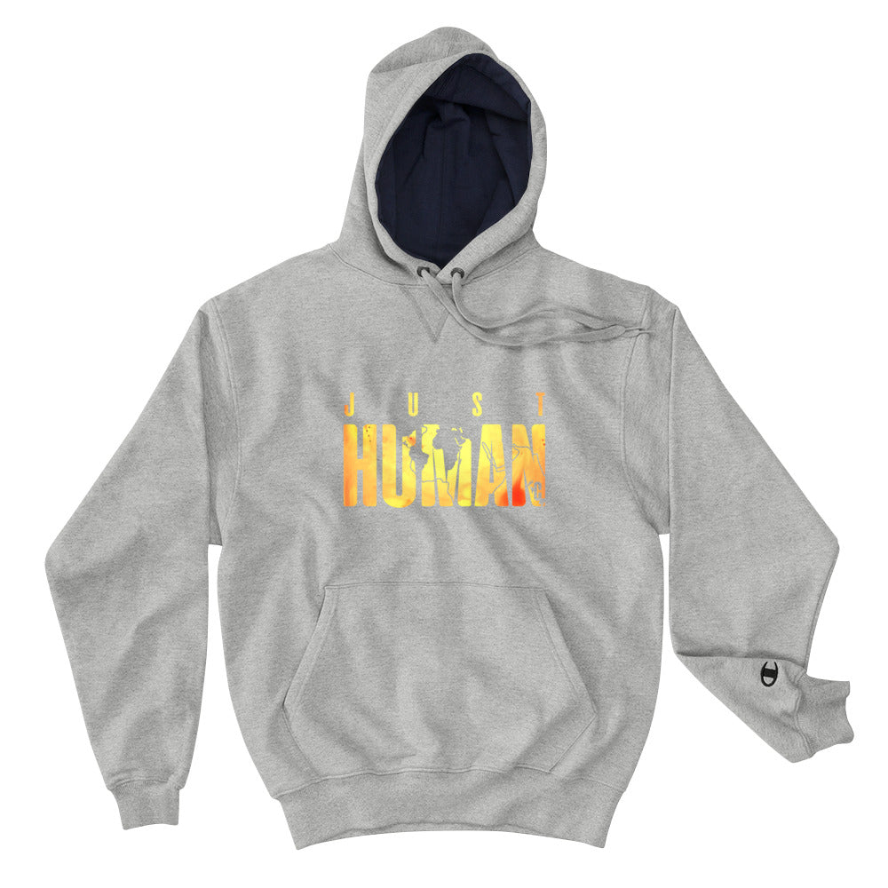 Men's JUST HUMAN Sunrise Loose Fit Champion Hoodie