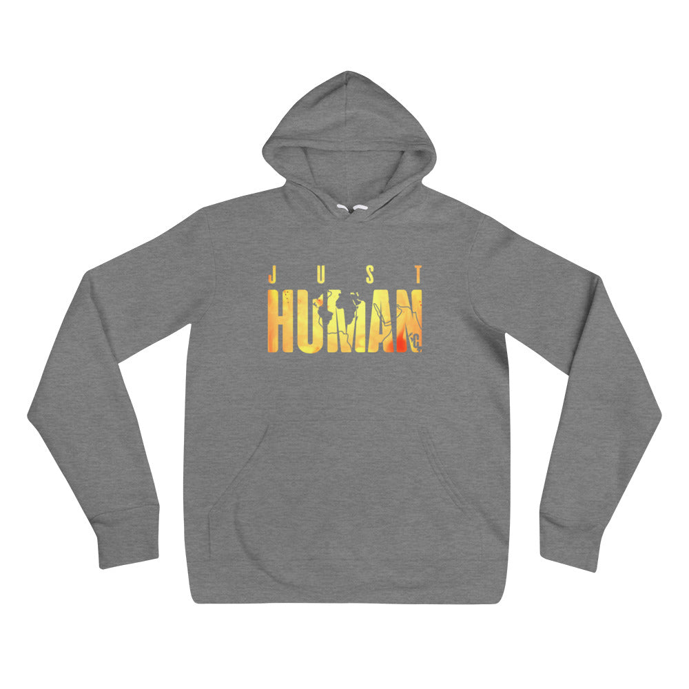 Women's JUST HUMAN Sunrise Pullover Hoodie