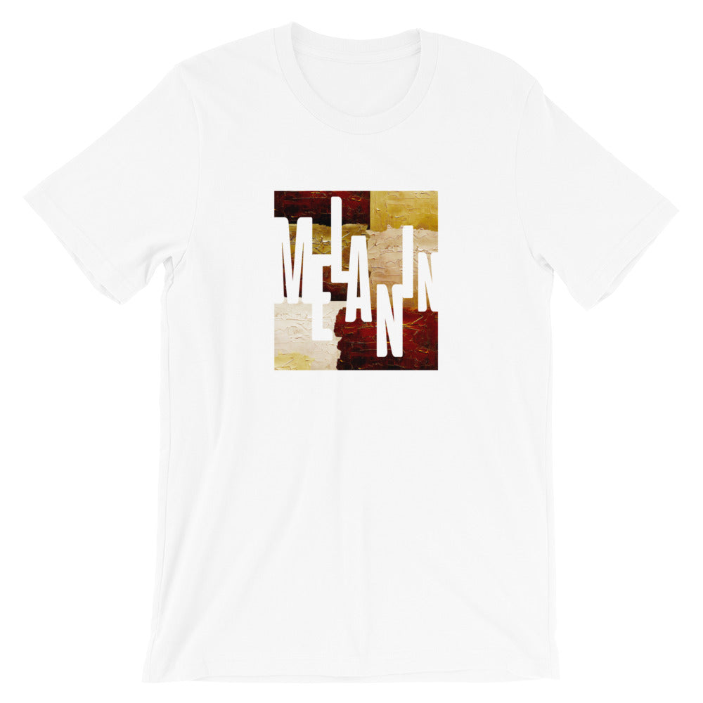 Women's Melanin Painted Crew Neck
