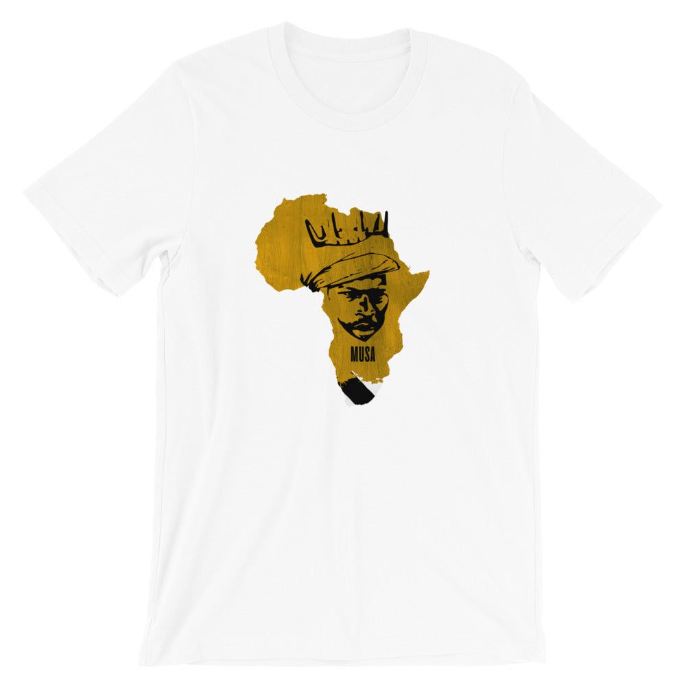 Men's Mansa Musa Crew Neck
