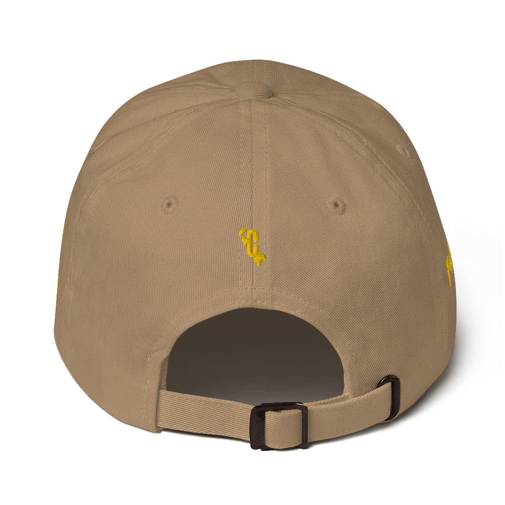 Special Edition Yellow PrinCple Fashion & Education Dad Hat