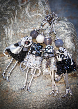 The REAL French Doll necklaces