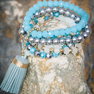 Moon˚C St Raphael Bracelet - LAST 2 - WAS £25 - Villancher Gifts &  Fashion Accessories