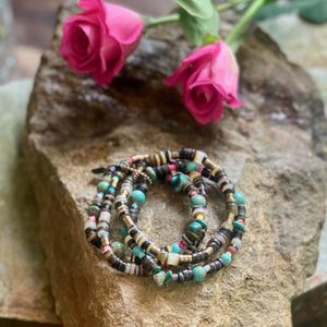 Moon˚C Corfu Multi Layered Bracelet - Villancher Gifts &  Fashion Accessories