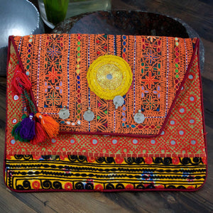 Madame Hippy Bag Orange - Was £59