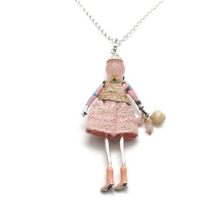 Baby Diva Doll Necklace Clarisse - LAST ONE!