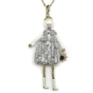 French Diva Doll Necklace Mathilda
