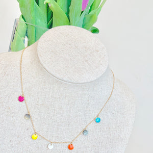 Chloe Necklace - Villancher Gifts &  Fashion Accessories