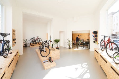 INDEPENDENT BIKE SHOPS + NEW STOCKISTS
