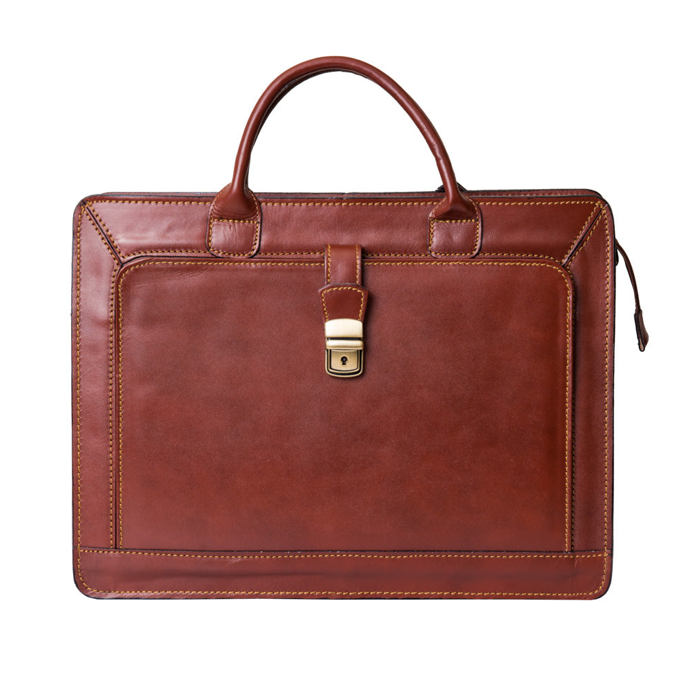 ALBERT BROWN BRIEFCASE