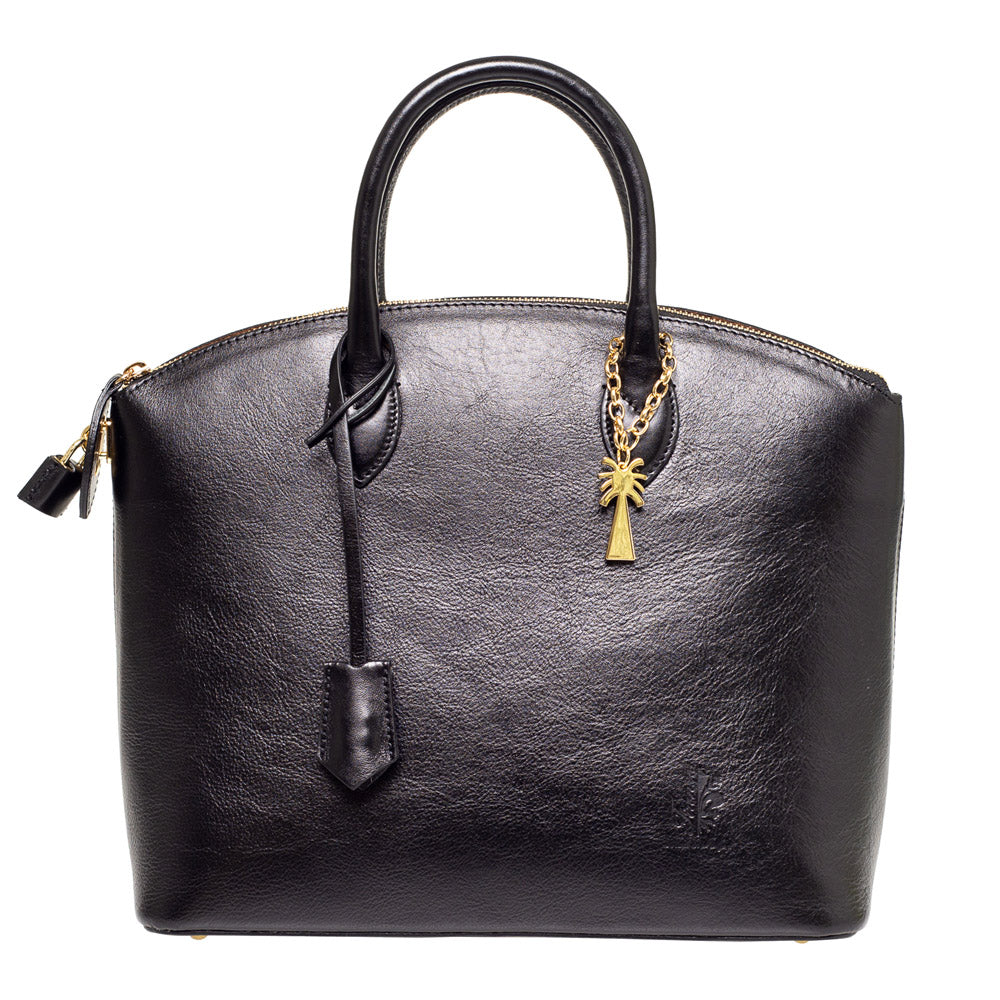ANNIE DUO BLACK HANDBAG