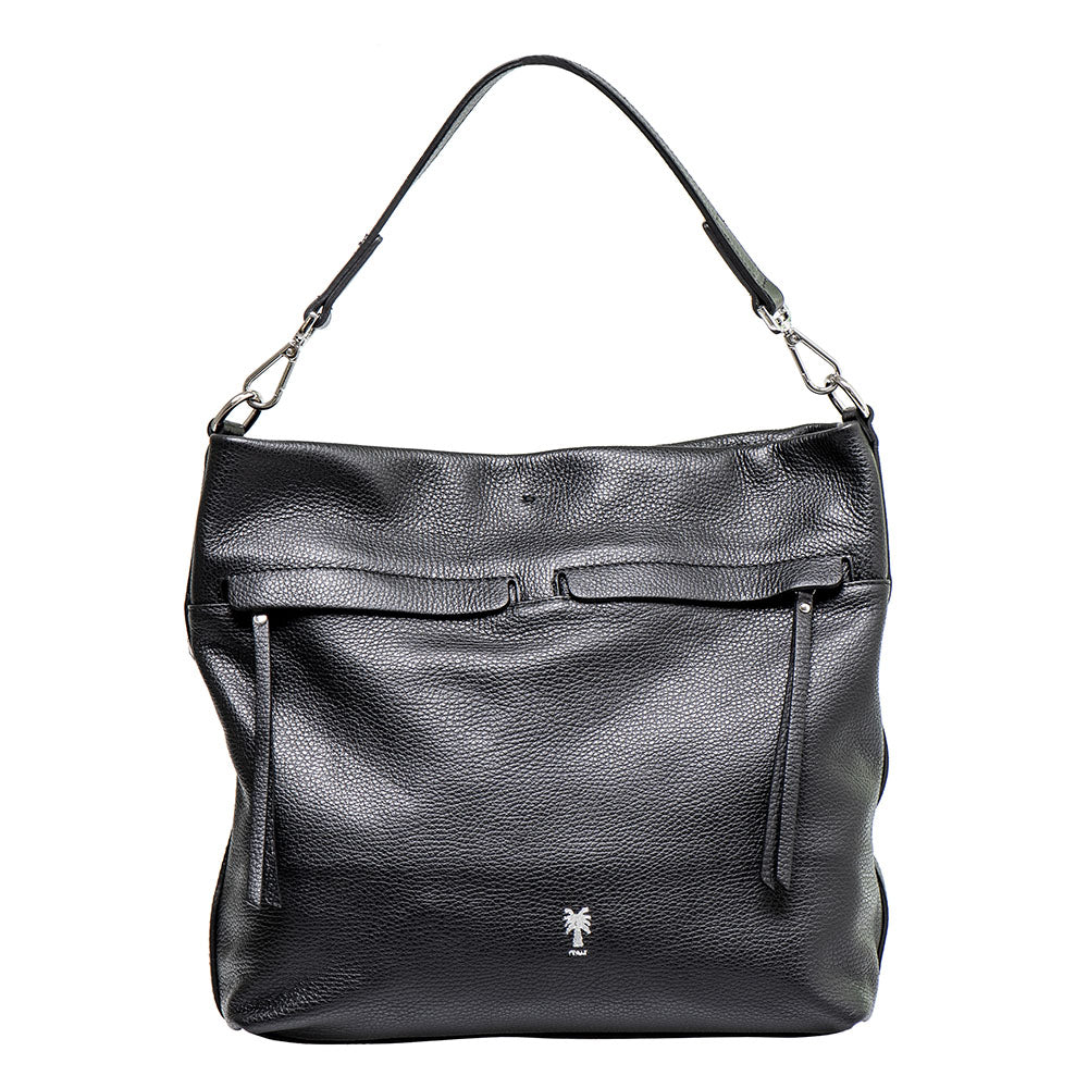 BLAKE BLACK SHOULDER BAG - www.marlafiji.com