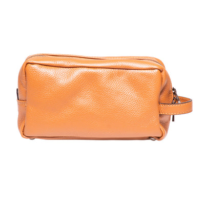 BOX COGNAC TOILETRY BAG - www.marlafiji.com