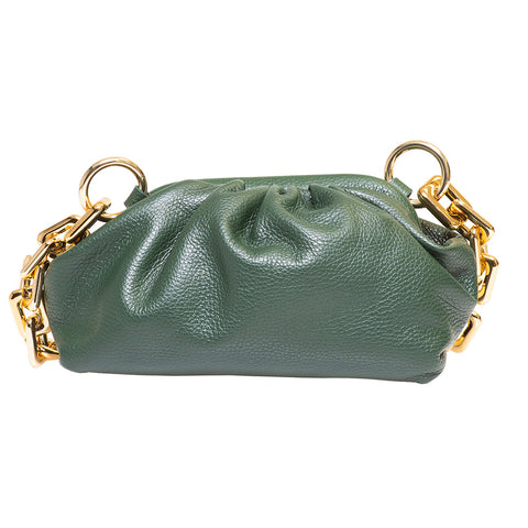 CHRISTY RACING GREEN POUCH BAG - www.marlafiji.com