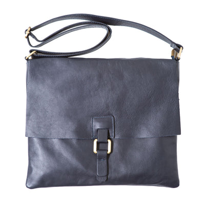 Do Navy Unisex Messenger Bag - Navy