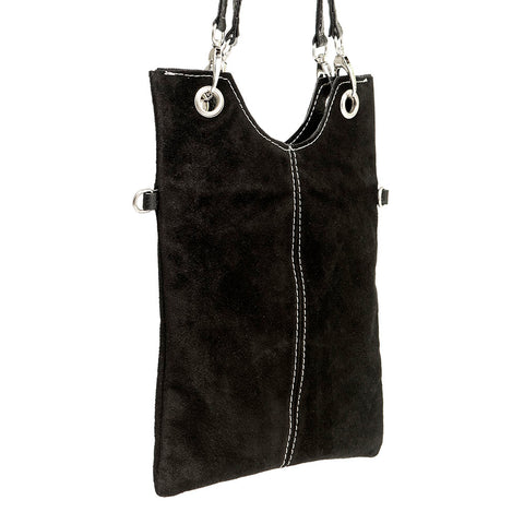 INEZ BLACK MINI SHOULDER BAG - www.marlafiji.com
